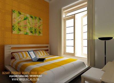 Contoh Interior Rumah on Contoh Interior Kamar Tidur Kecil    Rumahku