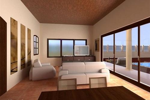 dekorasi ruang keluarga dan ruang tamu ukuran kecil pt