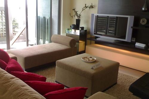 tips dekorasi ruang keluarga dan ruang tamu ukuran kecil